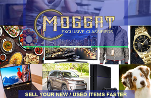 Moggat.com - Exclusive Classifieds