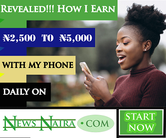 Make Money Online Reading News - Earn ₦3,000 daily!